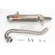 Ti-4 Titanium Exhaust System w/Headpipe - 4QH06450-TI