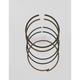 Piston Rings - 74.5mm Bore - 2933XC