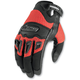 Twenty-Niner Red Gloves - 3301-1112
