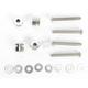 Saddlebag Mounting Hardware Kit - 3350