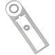 3-Piece Silver Carbon Fiber Dash Kit - HD1013SC