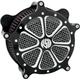 Venturi Contrast Cut Air Cleaner - 0206-2005-BM