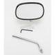 Chrome Universal Rectangular Mirror - 20-34900