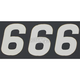 SX Pro 4 in. #6 - NSX4-6W