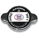Green High-Pressure Racing Radiator Cap - 58-1018
