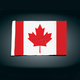 Canadian Flag - 4271