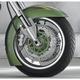 Gangster Front Fender - BA-911702-04