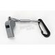 Gray Whistle with Clip - A2709C