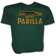 Moto Parilla Green T-Shirt