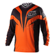 Youth Orange/Black Grand Prix Mirage Jersey