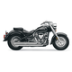 Slash-Down Hot Rod Speedster Exhaust - 2822