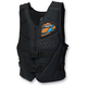Black/Blue Switch Vest