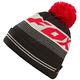 Black/Red Imperfection Beanie - 06572-017-OS