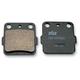 SI Sintered Metal Compound Brake Pads - 592SI