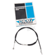 Black Vinyl High-Efficiency Clutch Cable - 0652-1400