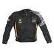 Black/Yellow/Gray Camo U.S. Army Delta Jacket