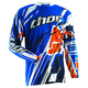 Blue Flux Shred Jersey