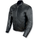Graphite Leather Jacket