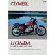 Honda Repair Manual - M436