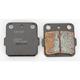 Sintered Metal Brake Pads - TSRP669S