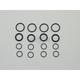 Seals/O-Rings for Custom Aluminum Pushrod Tube Covers - 88902