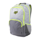 Light Grey Lets Ride Backpack - 03057-097
