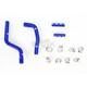 Blue Radiator Hose Kit - 1902-0512
