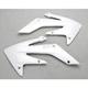 White Radiator Shrouds - 2043630002