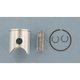 Pro-Lite Piston Assembly - 54mm Bore - 859M05400