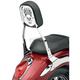 Skull Steel Backrest Insert for Cobra Square Tall Backrests - 02-5052