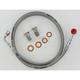 Front OEM Style Brake Line Kit - HD9209-L