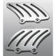 Passenger Floorboard Risers - GL18005