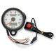 2.4 Inch Programmable Mini Electronic Speedometer With Odometer/Trip Meter - 2210-0258