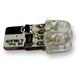 White LED Single Circuit Bulb - 194-HW