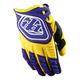 Yellow/Purple GP Gloves