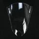 Clear Double Bubble Windscreen - 16-523-01