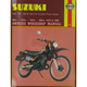 Suzuki Dirtbike Repair Manual - 797