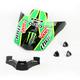 Visor Kit for Quadrant Pro Circuit Helmet - 0132-0626