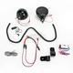 Rumble Road 4 in. Diameter Premium Amplified Stereo Speakers - 131