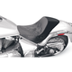 Tattoo Flame Renegade Deluxe Solo Seat - K06-11-0112