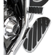 Billet Driver Floorboards - VTX024