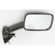 Black OEM-Style Replacement Rectangular Mirror - 20-29621