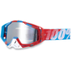 Supersonic Racecraft Goggles w/Mirror Lens - 50110-044-02