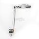 Chrome Deep Cut Brake Arm - 19-754