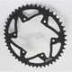 Rear Aluminum Black Sprocket - 208S-47