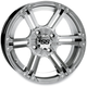 14x6 Platinum SS212 Alloy Wheel
