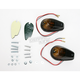 Flush Mount Marker Lights - Single Filament - 25-8068