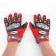 Red Armtec Gloves
