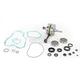 Crankshaft w/Bearings and Gaskets - WPC127