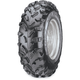 Front or Rear Bounty Hunter 25x10R-12 Tire - 085851248C1